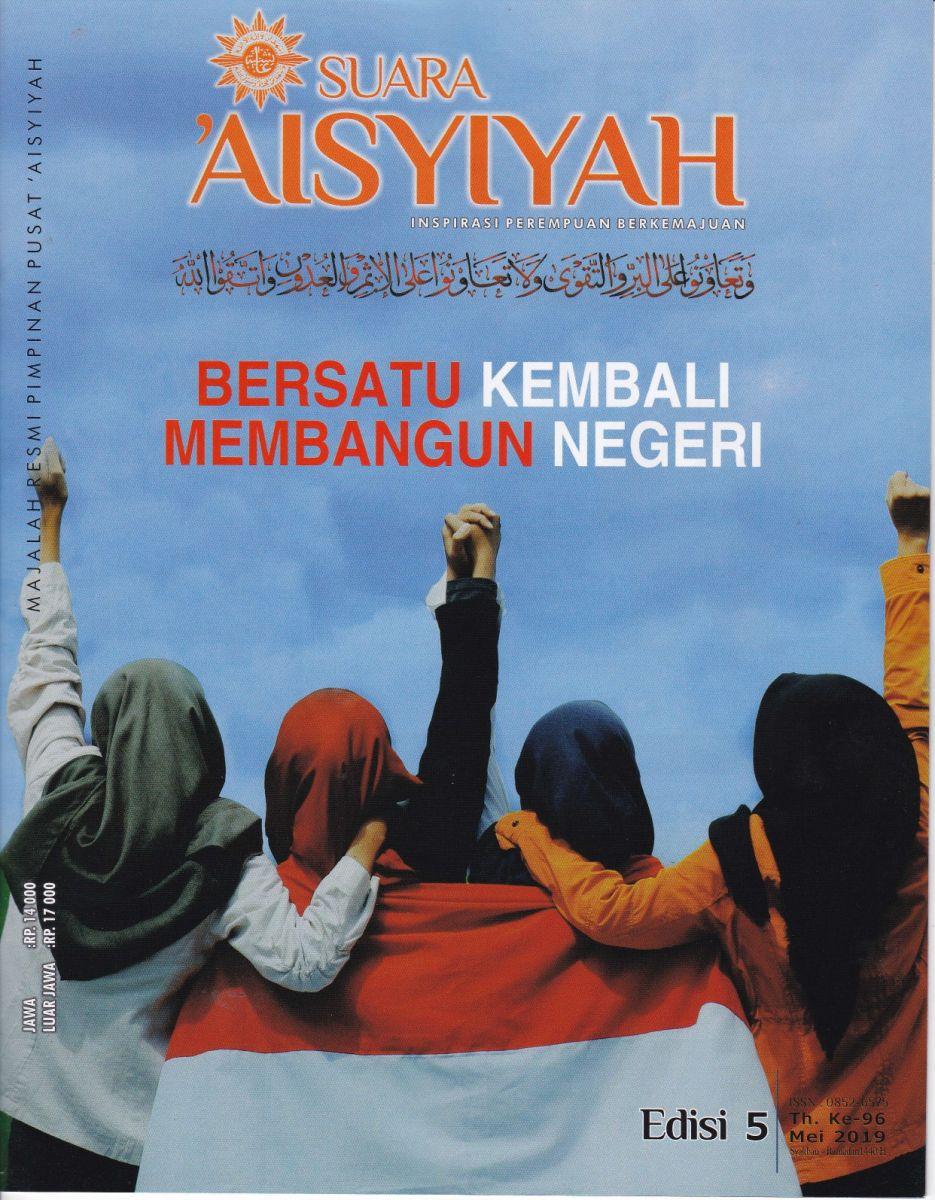 """Edisi 5 Mei """"Bersatu Kembali Membangun Negeri"""""""